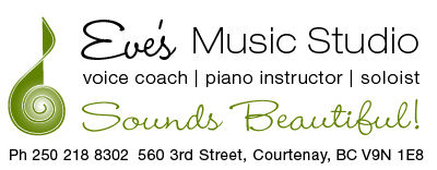 Music Studio Voice and Piano Lessons